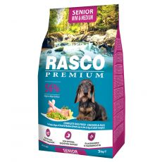 RASCO PREMIUM Senior Mini & Medium 3 kg