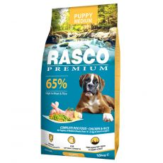 RASCO PREMIUM Puppy Medium 15 kg