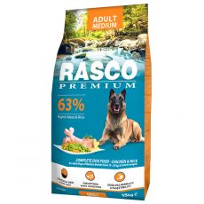RASCO PREMIUM Adult Medium 15 kg