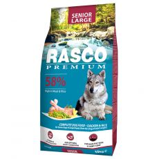 RASCO PREMIUM Senior Large 15 kg