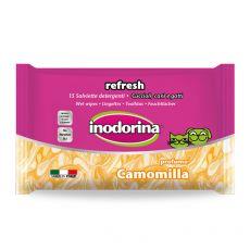 Chusteczki Inodorina Chamomile 15 szt.