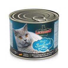 Konserwa dla kotów Leonardo - z ryby  200g
