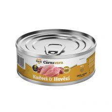 Konserwa dla kotów MARTY ProCarnivora Chicken & Beef 100 g