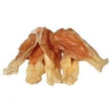SALAC Królicze uszy pełnione kurczakiem 100 g