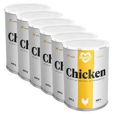 Konserwa MARTY Essential Chicken 6 x 400 g