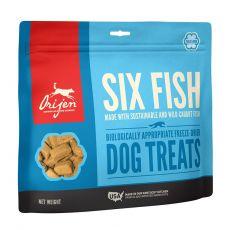 Przysmaki ORIJEN TREAT Six Fish Dog Treats 42,5 g