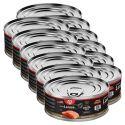 Konserwa dla kotów MARTY Deluxe Bits of Salmon 12 x 100 g