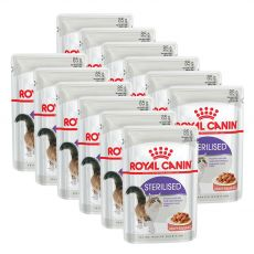 Royal Canin STERILISED 12 x 85 g - saszetka