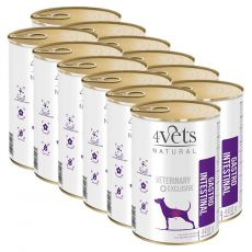 4Vets Natural Veterinary Exclusive GASTRO INTESTINAL 12 x 400 g