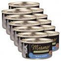 Konserwa Miamor Feine Filets tuńczyk i krewetki w sosie 12 x 80 g