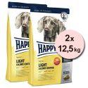 Happy Dog Supreme Light Calorie Control 2 x 12,5 kg