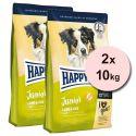 Happy Dog Junior Lamb & Rice 2 x 10kg