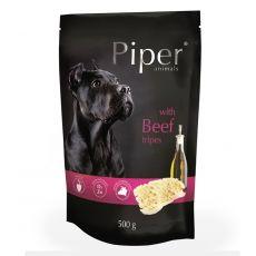 Saszetka Piper Adult z flakami wołowymi 500 g