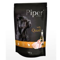 Saszetka Piper Adult z przepiórką 500 g