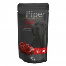 Saszetka Piper Platinum Pure wołowina i brązowy ryż 150 g
