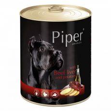 Konserwa Piper Adult  z wołową wątróbką i ziemniakami 800 g