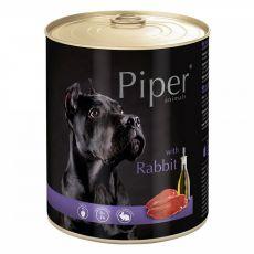 Konserwa Piper Adult z królikiem 800 g