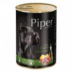 Konserwa Piper Adult z dziczyzną i dynią  400 g