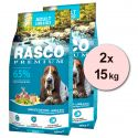 RASCO PREMIUM Adult Lamb & Rice 2 x 15 kg