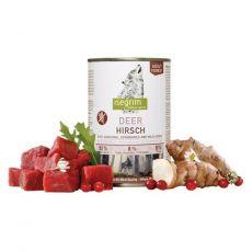 ISEGRIM Adult Forest: Jeleń z topinamburem, żurawiną i ziołami 400 g