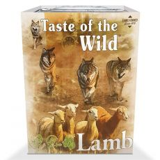 Pasztet Taste of the Wild Lamb 390 g