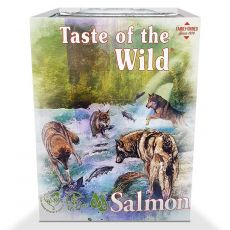 Pasztet Taste of the Wild Salmon 390 g