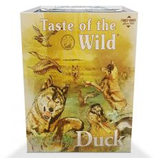 Pasztet Taste of the Wild Duck 390 g