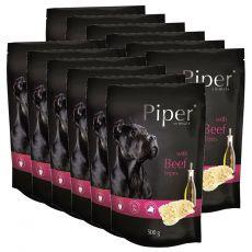 Saszetka Piper Adult z flakami wołowymi 12 x 500 g