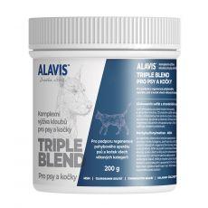 ALAVIS Triple Blend dla psów i kotów 200 g