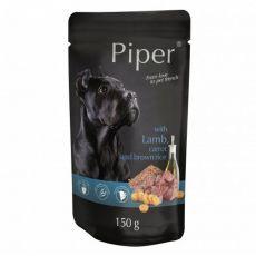 Saszetka Piper Adult z jagnięciną, marchwią i brązowym ryżem 150 g