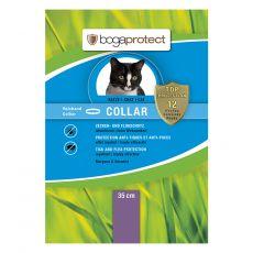 Przeciwpasożytnicza obroża dla kotów BOGAPROTECT Collar 35 cm