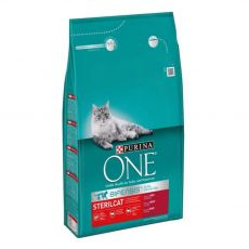Purina ONE Sterilcat Beef 1,5 kg