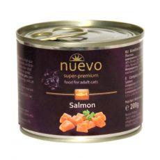 Konserwa NUEVO CAT Adult Salmon 200 g