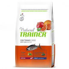 Trainer Natural Medium Adult ryba i ryż 3 kg