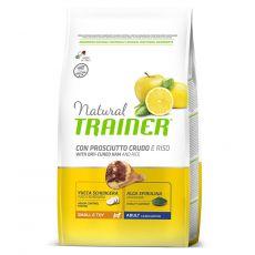 TRAINER Natural Small & Toy Adult suszena szynka 2 kg
