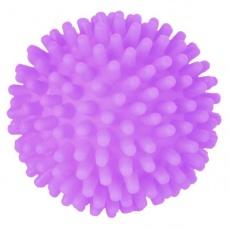 Zabawka dla psa - gumowa piłka jeżyk - 7 cm