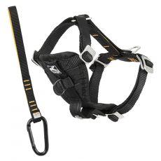 Szelki bezpieczeństwa Kurgo Tru-Fit Smart Harness, czarne XS