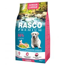 RASCO PREMIUM Junior Large 3 kg