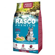 RASCO PREMIUM Senior Large 3 kg