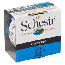 Schesir cat tuńczyk w galarecie 85 g