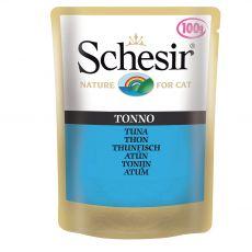 Schesir cat tuńczyk 100 g