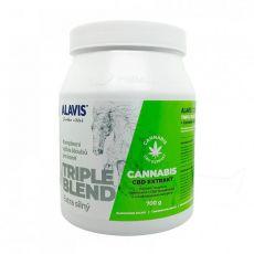 Alavis Triple Blend Extra mocny Cannabis Extrakt 700 g