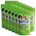Saszetka Happy Cat ALL MEAT Adult Veal & Lamb 12 x 85 g