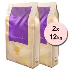 ESSENTIALFOODS Highland Living 2 x 12 kg