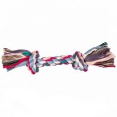 Zabawka dla psa - bawełniany sznur z supłami - 40cm