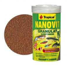 TROPICAL Nanovit granulat 100 ml/70 g