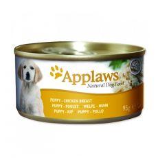 Konserwa Applaws Dog Puppy kurczak 95 g