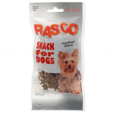 Przekąska Rasco mini gwiazdki drobiowe 50 g