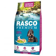 RASCO PREMIUM Senior Mini & Medium 1 kg