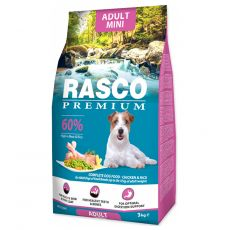 RASCO PREMIUM Adult Mini 3 kg